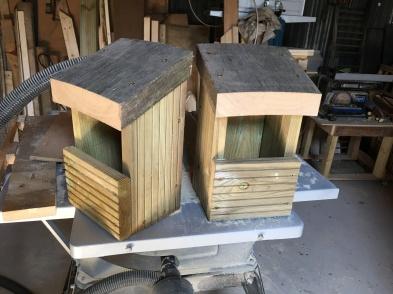 Robin boxes